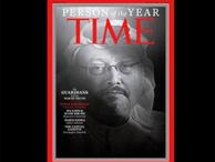 Time dergisi gazeteci Cemal Kaşıkçı'yı 'Yılın Kişisi