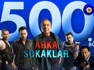 Arka Sokaklar'da 500. bölüm rekoru!  İşte oyuncuların 13 yıllık değişimi!
