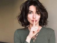 Bizim Hikaye'nin yıldızı Nesrin Cavadzade'nin yırtmacı sosyal medyayı salladı