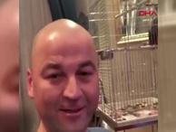 Murat Özdemir'in eziyet ettiği papağan öldü!
