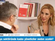 Medyada neden kadın yönetici yok? Balçiçek İlter'den medya analizi