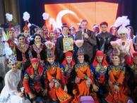 Nevruz coşkusu Balkan konserleriyle devam ediyor