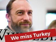 Vikipedia'dan şaşırtan çıkış; Sizi özledik Türkiye