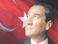 Alkışlar Mustafa Kemal Atatürk için...