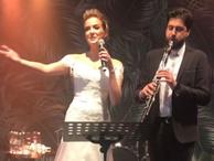 Spiker Simge Fıstıkoğlu Emir Tavukçuoğlu'yla evlendi