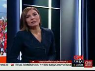 CNN Türk canlı yayınında talihsiz hata! Hemen özür diledi
