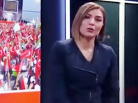 CNN Türk canlı yayınında talihsiz hata! İzleyicilerden özür diledi