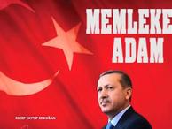 Ülkücü sanatçıdan Erdoğan'a 'Memleket Adam' şiiri