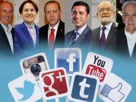 Cumhurbaşkanı adaylarının medya karnesi belli oldu!