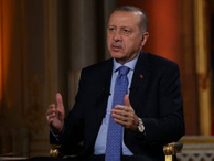 Cumhurbaşkanı Erdoğan 24 Tv ve Anadolu medyası ortak yayınında