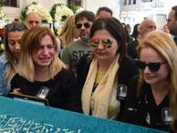 Usta gazeteci Tahir Yaman gözyaşları içinde uğurlandı