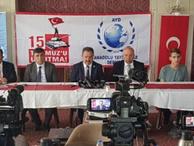 220 yerel medya kuruluşundan Albayrak'a destek açıklaması