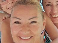 Pınar Altuğ makyajsız fotoğrafına gelen yoruma sert tepki verdi!