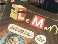 LeMan dergisi 'cep boy' çıktı, Uykusuz'a zam geldi!