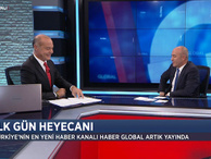 Haber Global yayın hayatına başladı! İşte açılış konuşması