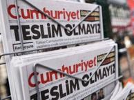 Cumhuriyet Gazetesi'nde dikkat çeken değişim!