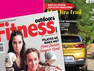 Yenilenen Outdoor&Fitness'a yeni yayın yönetmeni!