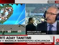 Abdulkadir Selvi'den Melih Gökçek tepkisi: Muhatap almayacağım