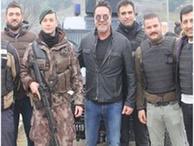 Beyazıt Öztürk'e polis çevirmesi