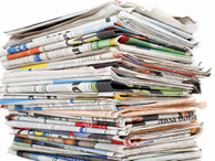 23 Şubat 2019 Cumartesi gününün gazete manşetleri