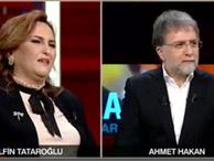 CNN Türk'te gergin anlar! Stüdyoyu terk etti