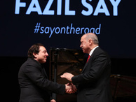 Erdoğan'ın Fazıl Say'dan özel isteği