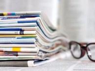 Türkiye'nin yeni ekonomi gazetesi ilk baskıyı yaptı!