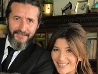 Şebnem Bozoklu ve Hürriyet yazarı Kanat Atkaya evlendi