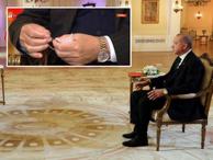 Cumhurbaşkanı Erdoğan sürpriz hediyeyi canlı yayında gösterdi