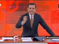 Fatih Portakal 'mor renge 4 gün kaldı' mesajına bakın nasıl cevap verdi?