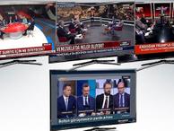 Televizyon kanallarını erkekler işgal etti! Çarpıcı tablo