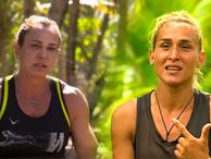 Eski Survivor yarışmacıları Nagihan ve Sema birbirine girdi!