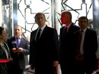 Cumhurbaşkanı Erdoğan Mansur Yavaş'ı görünce bakın ne demiş!