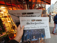 CHP'den New York Times'a açıklama