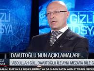 Erol Mütercimler: Gül ve Ahmet Davutoğlu ile aynı mezara bile girmez