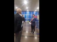 A Haber muhabiri ile CHP'li vekil birbirlerine girdi
