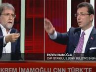 Ekrem İmamoğlu'ndan tartışma sonrası Ahmet Hakan açıklaması