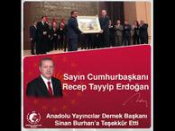 Cumhurbaşkanı Erdoğan: Yerel medyayla tekrar biraraya gelebiliriz