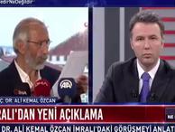 Öcalan için 'yerli ve milli şahsiyet' dedi, yayından alındı