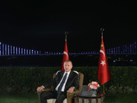 Erdoğan'a sorulan Saadet sorusu yanlış anlaşılınca panik oldu