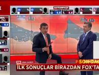 Fox tv'de bomba Anadolu Ajansı yorumu