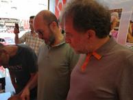 Ahmet Hakan'dan tartışma yaratan ADD ziyareti