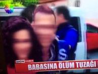 Show TV'de skandal! Cinayet haberinde Hande Doğandemir ve Kerem Bürsin'in fotoğrafı kullanıldı!