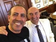 Haluk Levent'ten Başkan Soyer'e fayton teşekkürü
