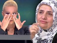 Müge Anlı'nın zor anları ATV'nin Güven Bana yarışmasında gözyaşlarını tutamadı