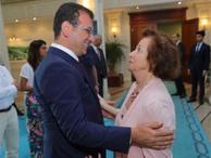 2. Abdülhamid'in gelini Zeynep Osman ile İmamoğlu buluşması! Özdil bomba detaylar paylaştı