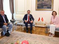 2. Abdülhamit'in gelini Zeynep Osman İmamoğlu'nun kazanması için adak adamış