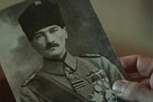 Vatanım Sensin 3. bölümde ekrana kilitleyen Mustafa Kemal Atatürk sahnesi
