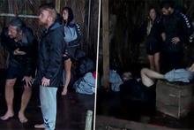 Survivor'da şok: İlhan Mansız hastaneye kaldırıldı!