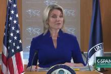 ABD sözcüsü ile Sabah muhabiri fena kapıştı